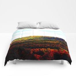 Beaver Valley Art Decor. Comforters