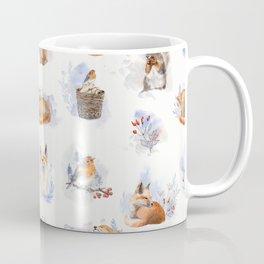 Woodland friends Coffee Mug