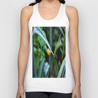 snail Tank Tops featuring Snail by  Agostino Lo Coco