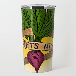 Beets Me! Travel Mug