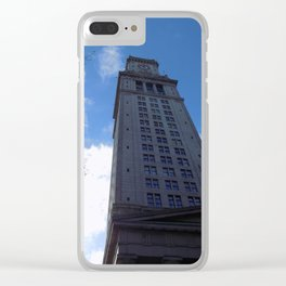 Customs House Clear iPhone Case
