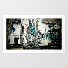 Emanuel Art Print