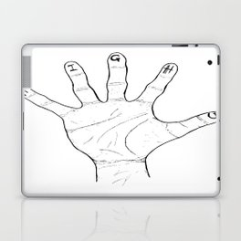 High 5 Laptop & iPad Skin