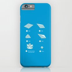 Step-by-step Origami iPhone 6s Slim Case