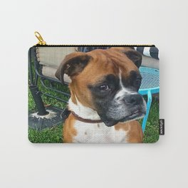 Puppy Eyes Carry-All Pouch
