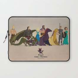 Mhysa's Gang Laptop Sleeve