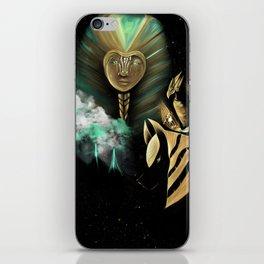 knight King iPhone Skin