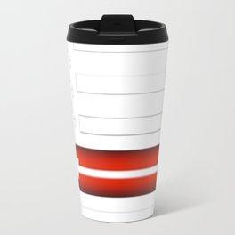 Vader Red Line Lightsaber American F Travel Mug