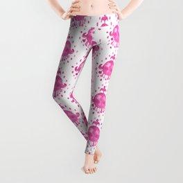 Izzie Pink Leggings