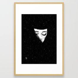 """"""" Enlace """" Framed Art Print"""