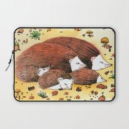 Noah's Ark - Hedgehog Laptop Sleeve