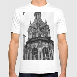 Gothic French Architecture T-shirt