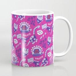 Dino Droids Coffee Mug