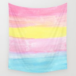 Sunrise on the Horizon Wall Tapestry