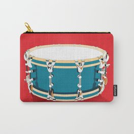 Drum - Red Carry-All Pouch
