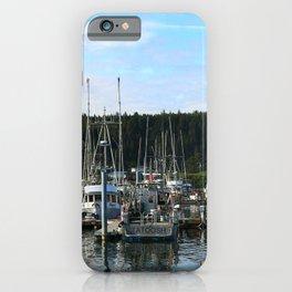 La Push Marina iPhone Case
