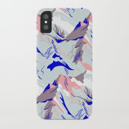 Mountain Magic iPhone Case