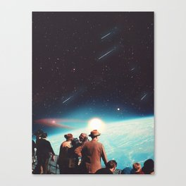 We Have Been Promised Eternity Canvas Print
