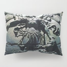 In the Presence of the Angels Pillow Sham