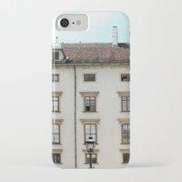 vienna iPhone & iPod Cases featuring Vienna  by Blake Hemm