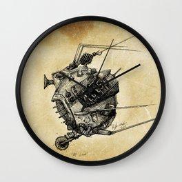 ED-E, My Love Wall Clock