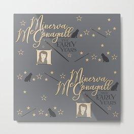 Minerva Metal Print