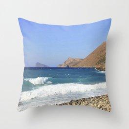Crete, Greece 7 Throw Pillow