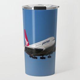 Qantas Airbus A380 Travel Mug