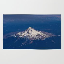 Pacific Northwest Aerial View - I Rug