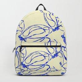 Seaweed Abstract Backpack