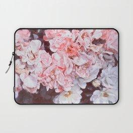 Romantic Floribunda Laptop Sleeve