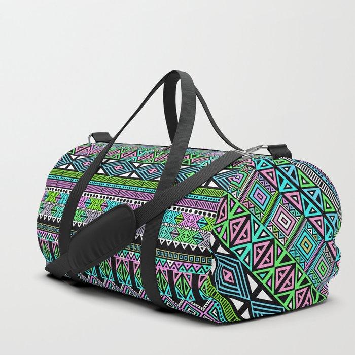 Aztec Duffle Bag