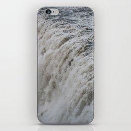 Dettifoss 1 iPhone Skin