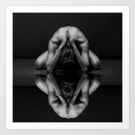 bodyscape Art Print