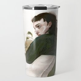 hello from the other side Travel Mug