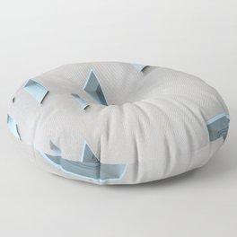 line of sight Floor Pillow