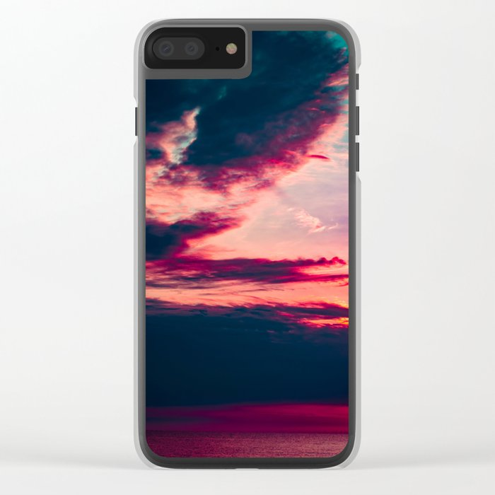Let's Pretend Clear iPhone Case