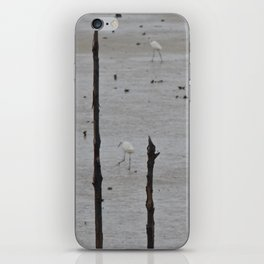 low tide iPhone Skin