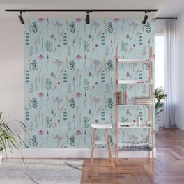 Botanical Australiana Wall Mural