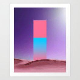 Load Art Print