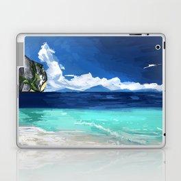 Beach Landscape Laptop & iPad Skin
