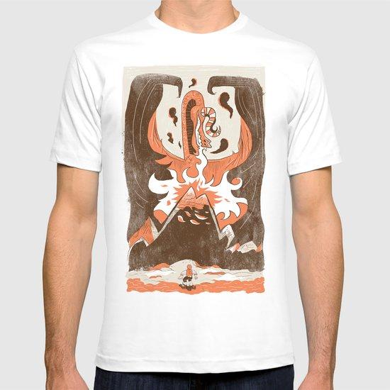 "The ""Dwarf"" & Dragon T-shirt"