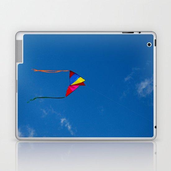 Controlled Flight - Kite 7479 Laptop & iPad Skin