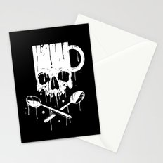 Coffee Pirates Stationery Cards