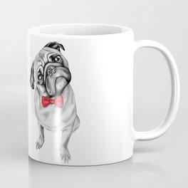 Percy Pug Coffee Mug