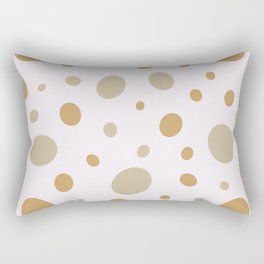 Crazy eggs Rectangular Pillow
