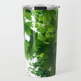 Leafy Green Travel Mug