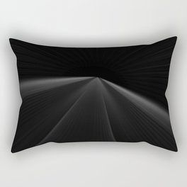 Feeling Lost In Darkness Rectangular Pillow