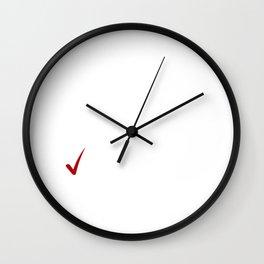 Single Taken Mentally Datin Jungkook Wall Clock