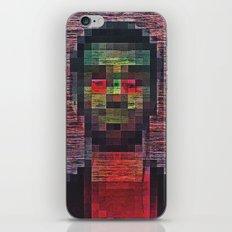 Self Portrait Ver. 1 iPhone & iPod Skin